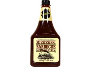 49571 mississippi barbecue original sauce barbeque omacka 1814g