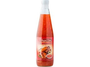 49856 sweet chilli sauce sladka chilli omacka na kure 700ml royal thai