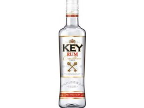 50561 key rum carribean white 37 5 0 5l