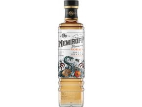 56558 vodka nemiroff bold orange 40 0 7l