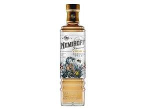 56561 vodka nemiroff burning pear 40 0 5l