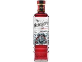 56576 vodka nemiroff wild cranberry 40 0 7l