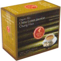 Julius Meinl (káva, čaj) Prémiový čaj China Green Jasmin Chung Hao Organic 20x3 g Julius Meinl
