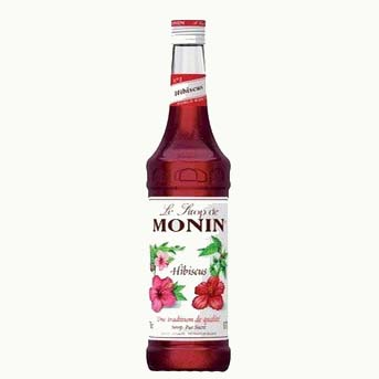 Monin (sirupy, likéry) Monin Ibišek (Hibiscus) 0,7 l