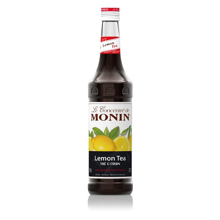 Monin (sirupy, likéry) Monin Lemon Tea 0,7 l