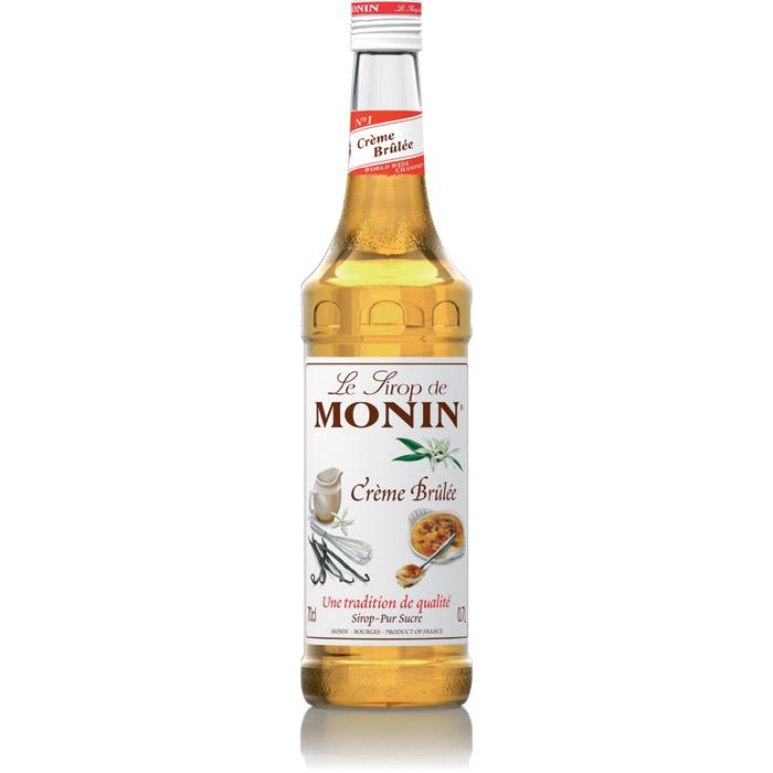 Monin (sirupy, likéry) Monin Creme Brulée 0,7 l