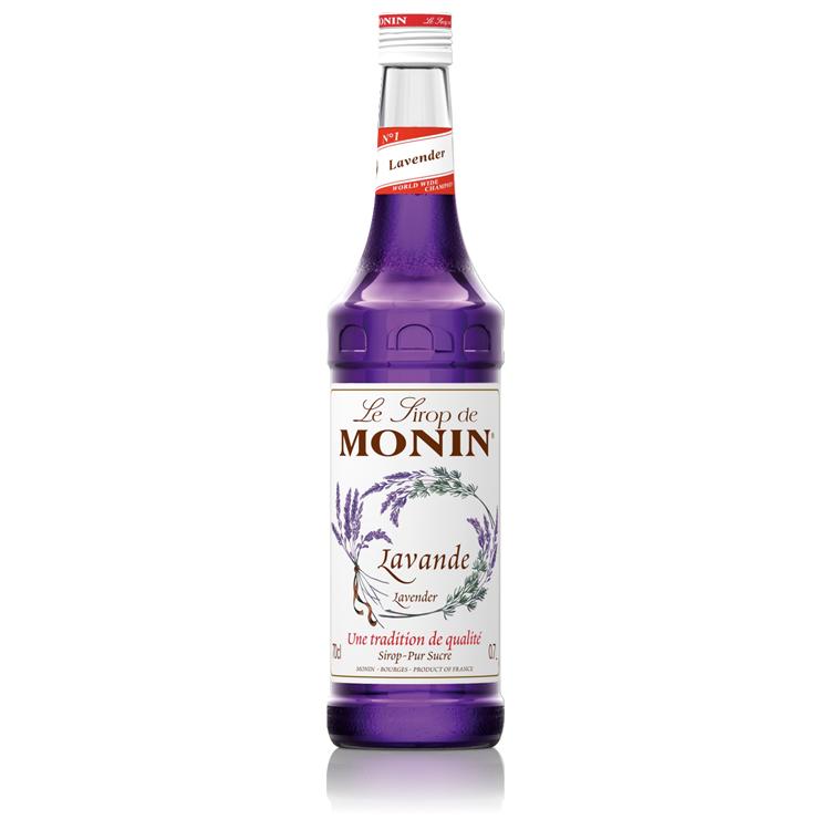 Monin (sirupy, likéry) Monin Lavande - levandule 0,7 l