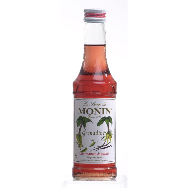 Monin (sirupy, likéry) Monin Grenadine 0,25 l