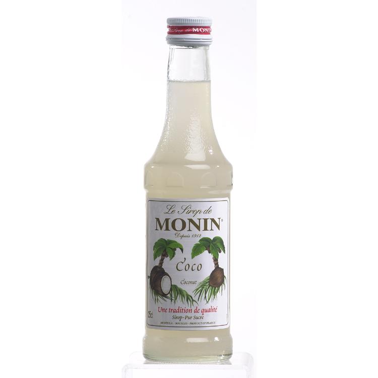 Monin (sirupy, likéry) Monin Coco - kokos 0,25 l
