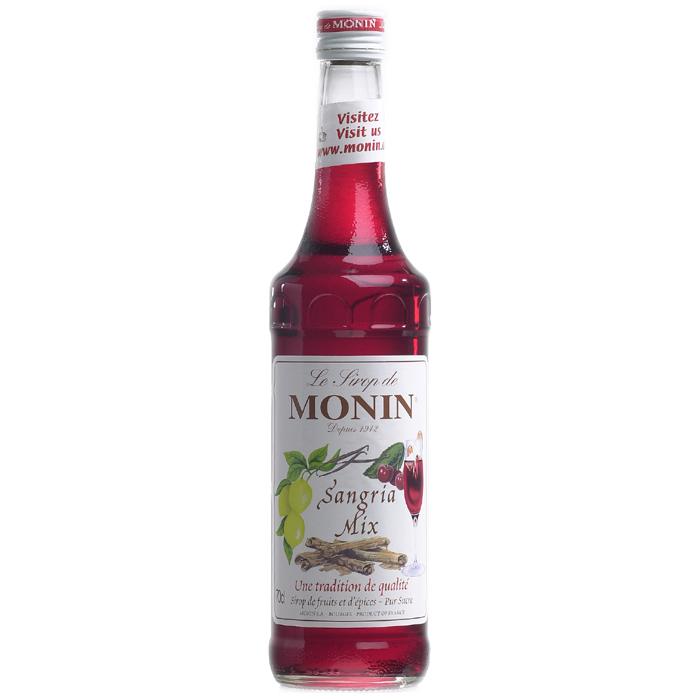 Monin (sirupy, likéry) Monin sangria 0,7 l