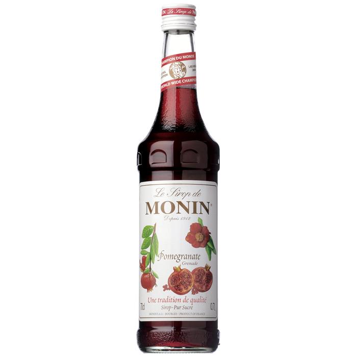 Monin (sirupy, likéry) Monin pomegranate - granátové jablko 0,7 l