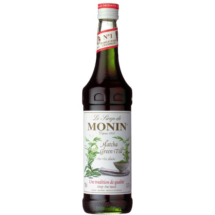 Monin (sirupy, likéry) Monin green tea matcha 0,7 l