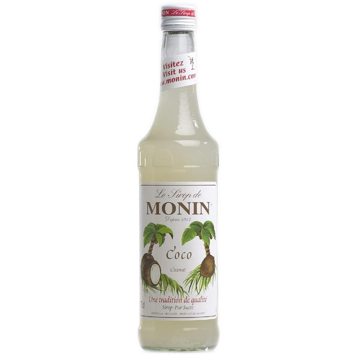 Monin (sirupy, likéry) Monin coconut - kokos 1 l