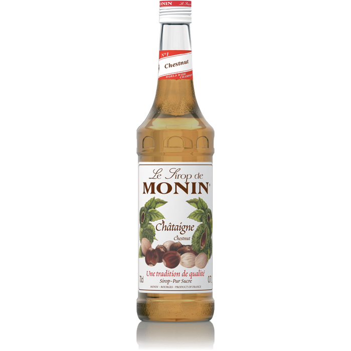 Monin (sirupy, likéry) Monin chataigne - kaštan 0,7 l