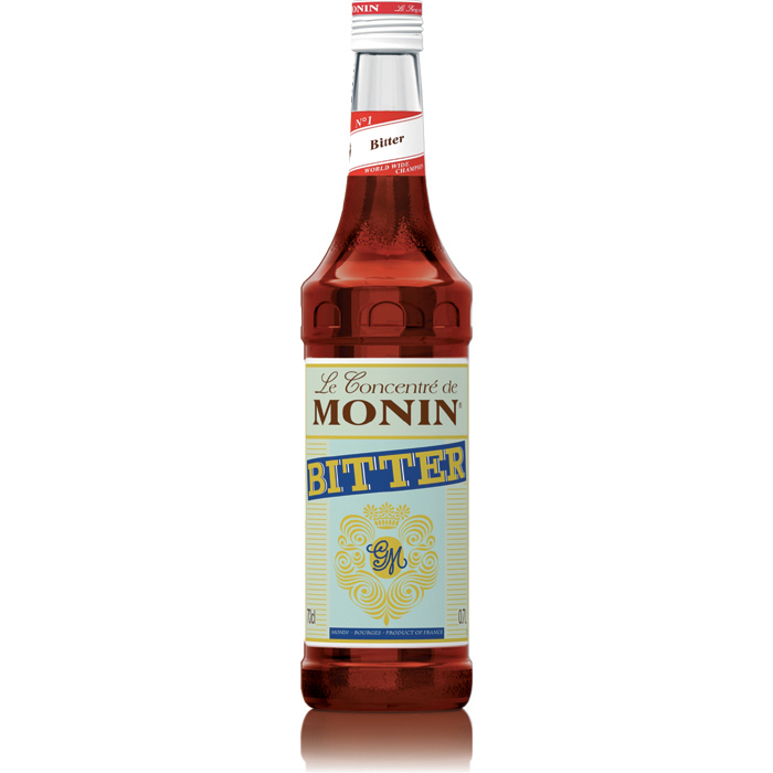 Monin (sirupy, likéry) Monin bitter 0,7 l