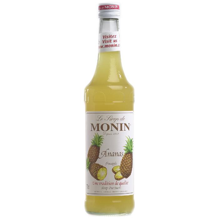 Monin (sirupy, likéry) Monin Pineapple (ananas) 0,7 l