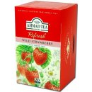 Ahmad Tea (čaj) Čaj Wild Strawberry 40g Ahmad Tea