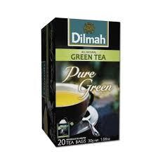 Dilmah (čaj) Čaj zelený - čínský 20 sáčků DILMAH