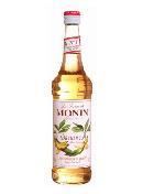 Monin (sirupy, likéry) Monin Roasted Hazelnut ( lískový oříšek pražený ) 0,7 l