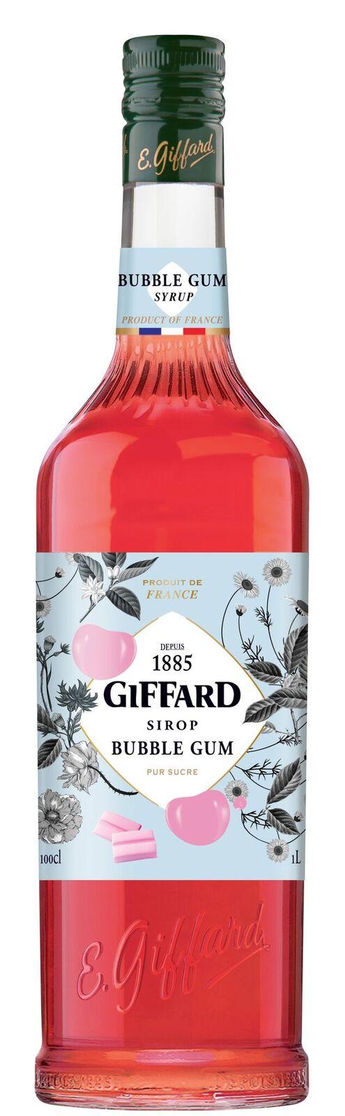Giffard (sirupy, likéry) Giffard Bubble Gum 1l