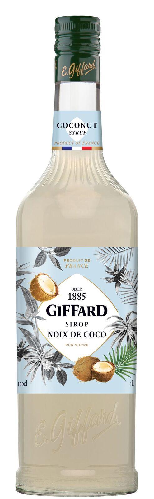Giffard (sirupy, likéry) Giffard Coco- Kokosový sirup 1l
