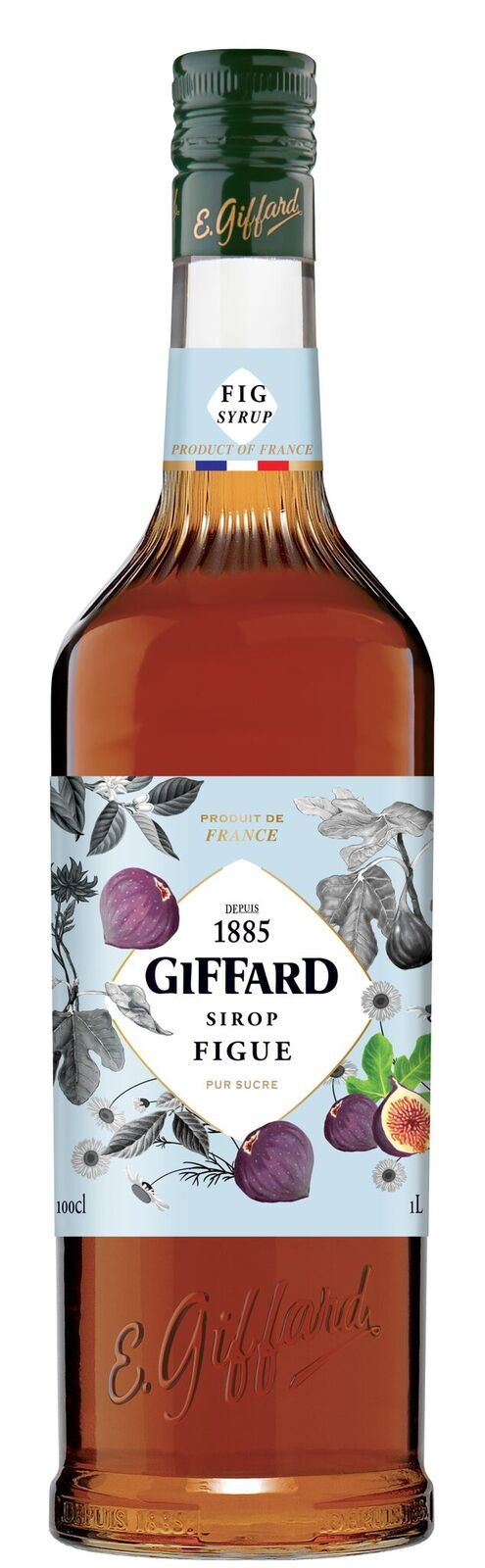 Giffard (sirupy, likéry) Giffard Fig- Fíkový sirup 1l