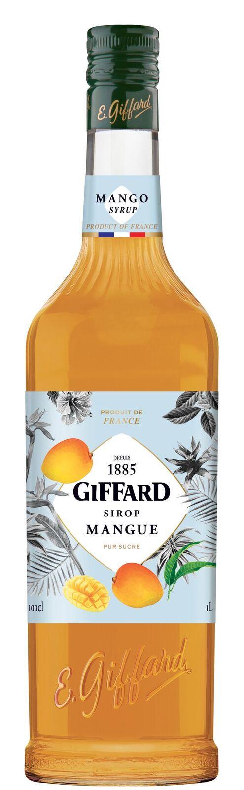 Giffard (sirupy, likéry) Giffard Mango sirup 1l