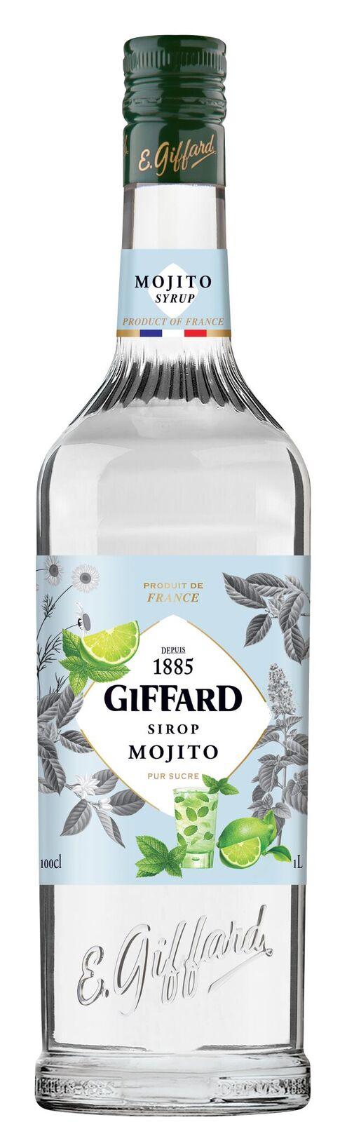 Giffard (sirupy, likéry) Giffard Mojito sirup 1l