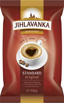 Tchibo (káva) Káva Jihlavanka Standard 250g