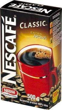 Nescafé Classic instant Káva 500 g