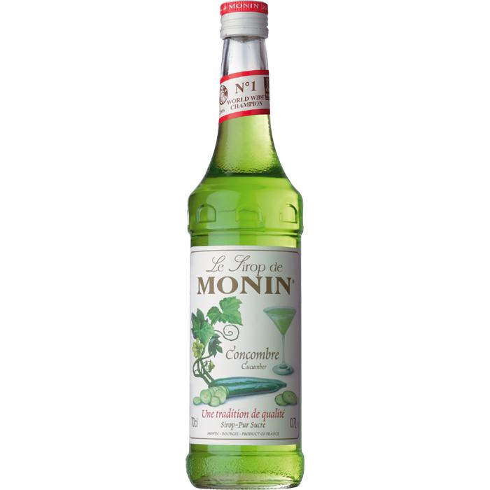 Monin (sirupy, likéry) Monin cucumber - okurka 1 l
