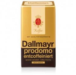 Dallmayr (káva) Káva Dallmayr Prodomo Entcoffeiniert - bez kofeinu - 500g zrno