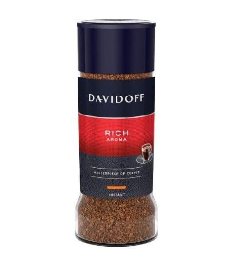 Davidoff Rich Aroma Grande Cuvée Instantní káva 100 g