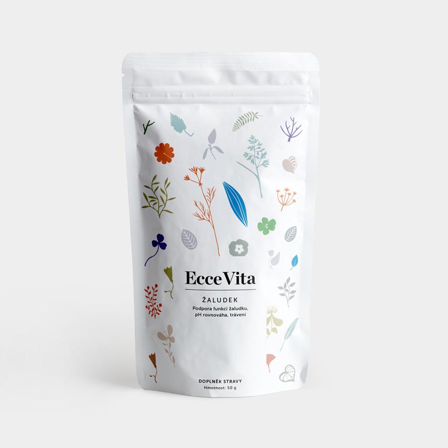 Ecce Vita Bylinný čaj Žaludek
