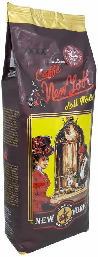 Káva New York XXXX - zrno 1kg