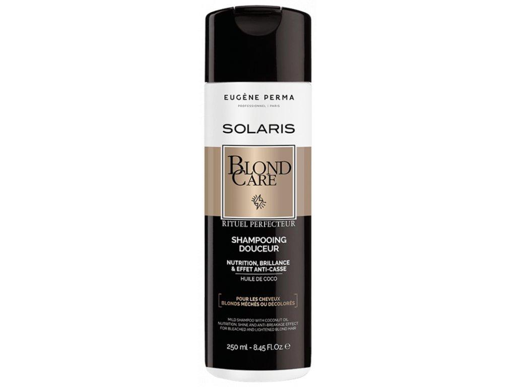 Eugene Perma Blond Care Šampon krémový 250 ml