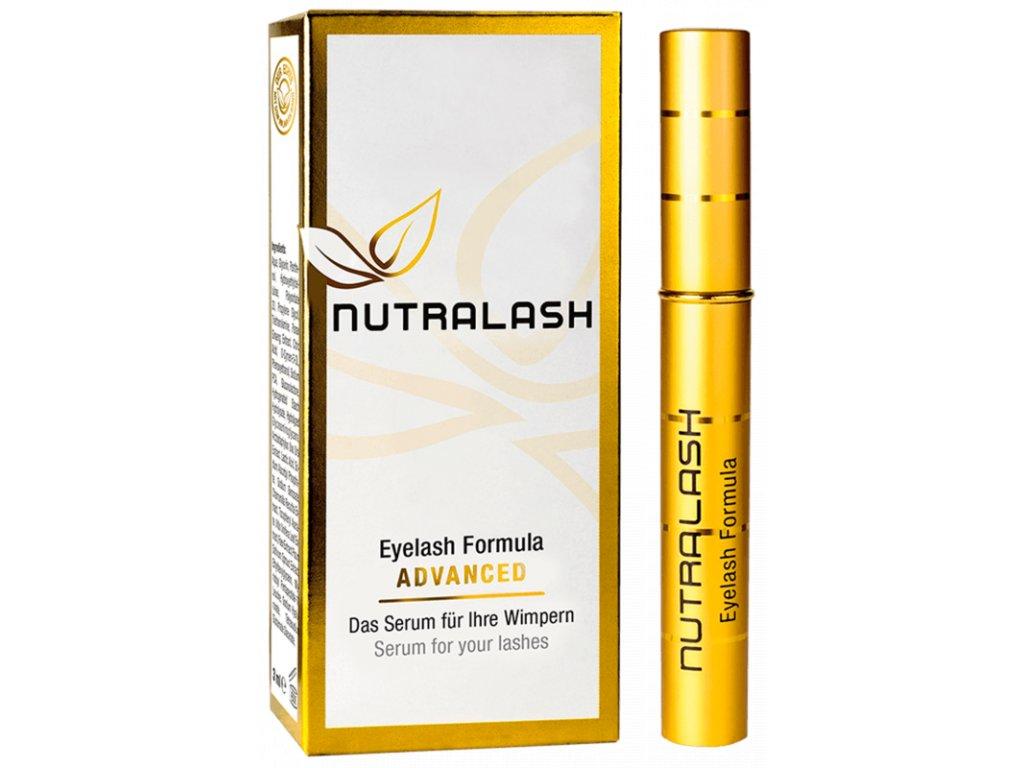NutraCOSMETIC Nutralash Eyelash Formula ADVANCED sérum 3 ml