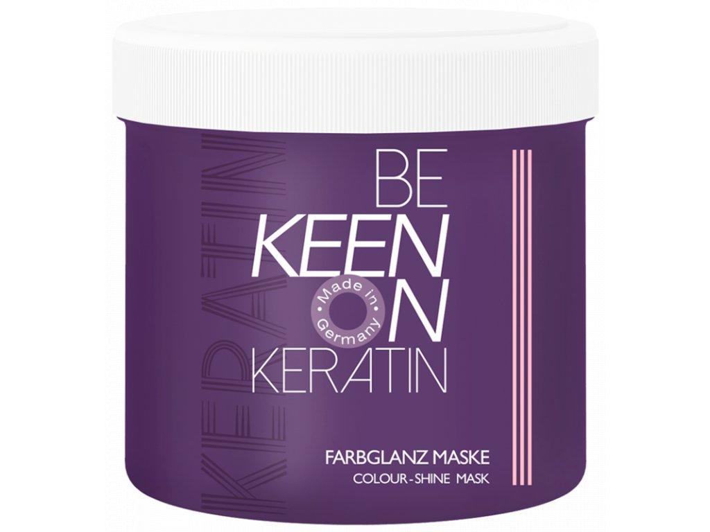 KEEN-Hair Keratin Farbglanz Maske 200 ml