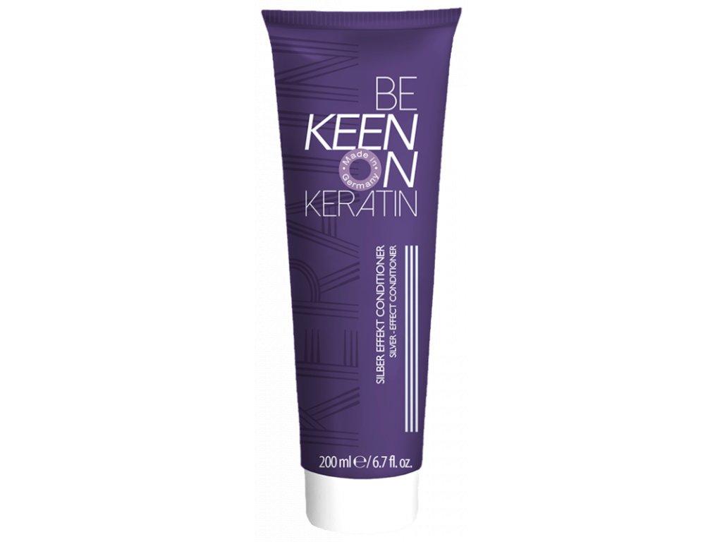 KEEN-Hair Keratin Silber Effekt Conditioner 200 ml