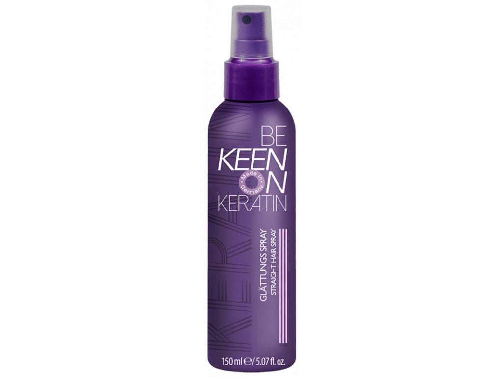 KEEN-Hair Keratin Glattungs Sprej 150 ml