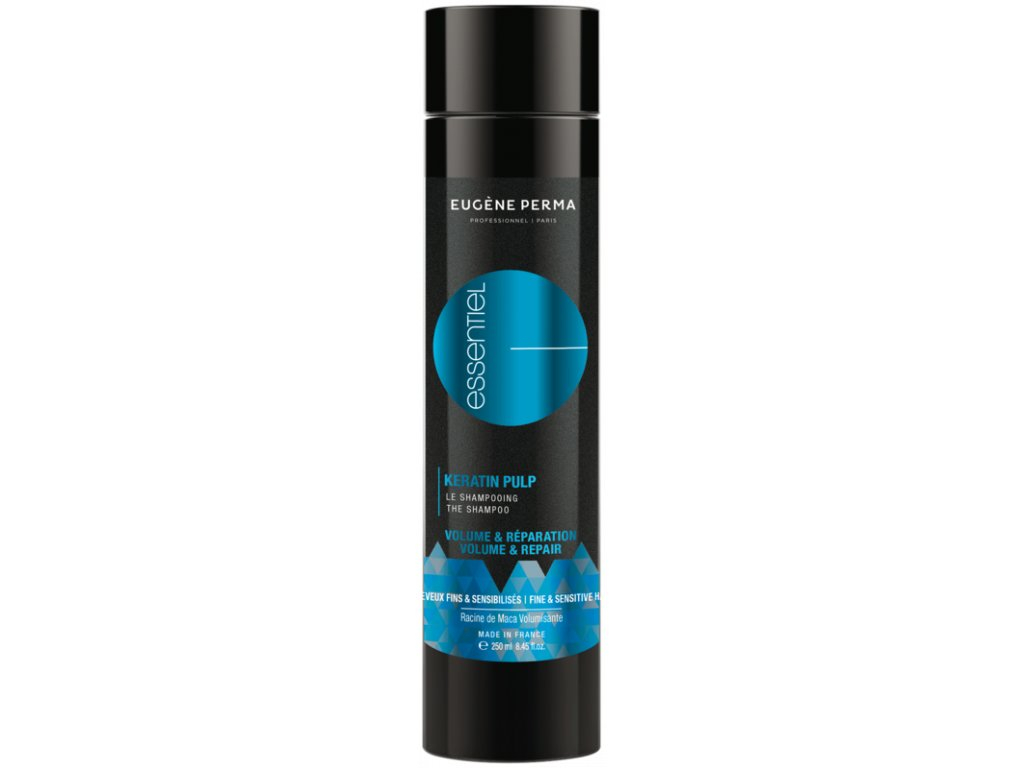 Eugene Perma Keratin Pulp Shampoo 250 ml step 2