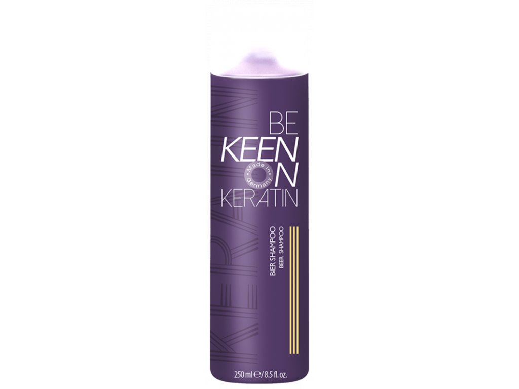 KEEN-Hair Keratin Silber Shampoo 250ml