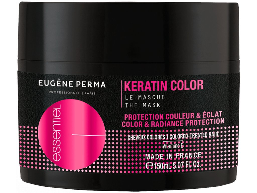 Eugene Perma Essentiel Keratin Color Mask 150 ml