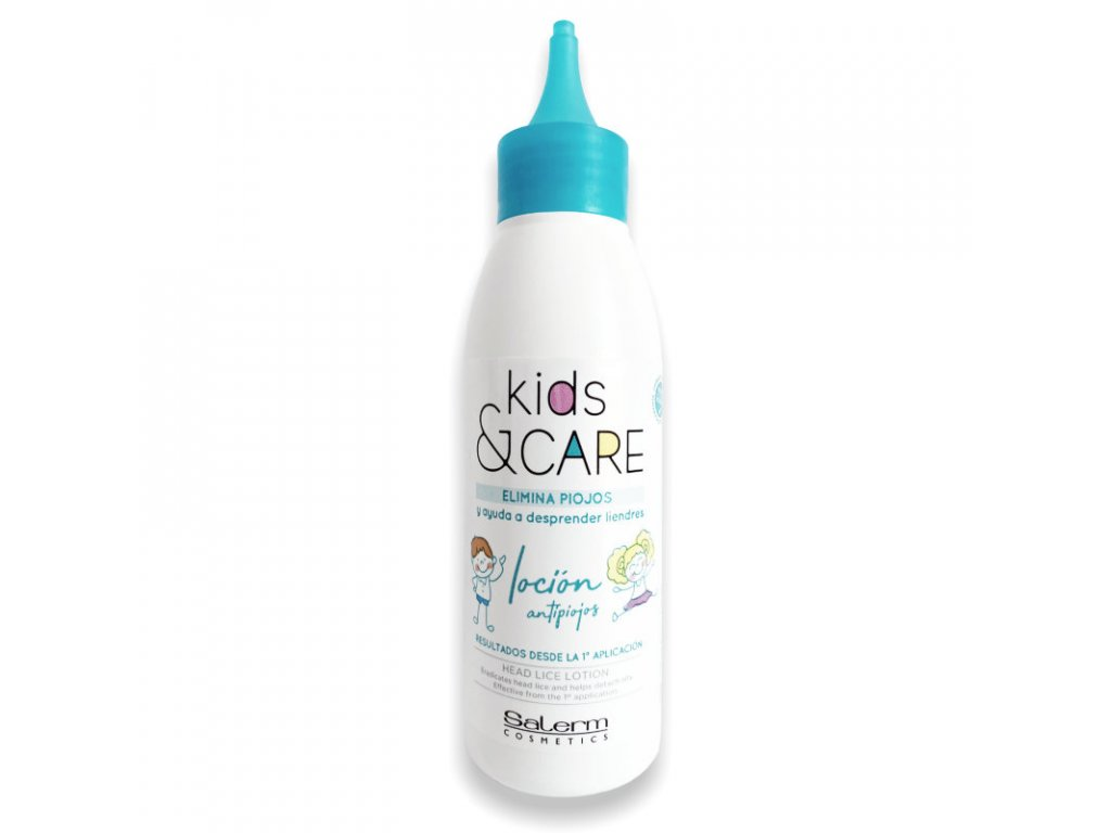 vyr 1400 Salerm Kids Care loción pro likvidaci vsi a hnid 100 ml 801