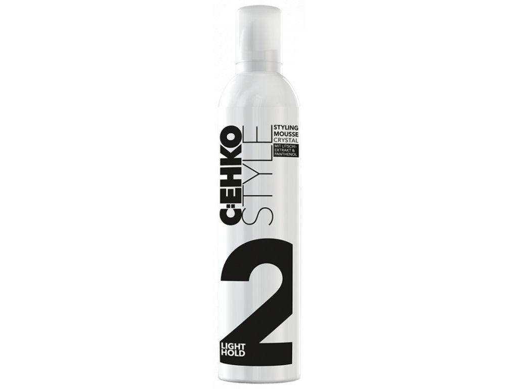 C:EHKO Style Styling Mousse Crystal 2 400 ml