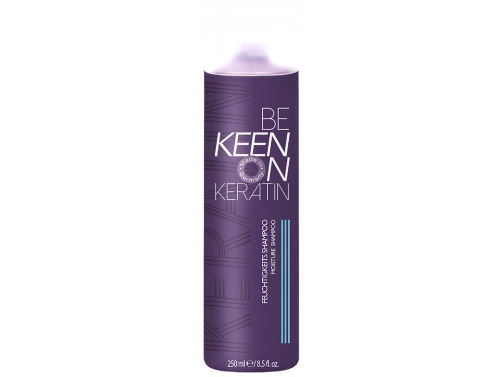 KEEN-Hair Keratin Feuchtigkeits Shampoo 250 ml