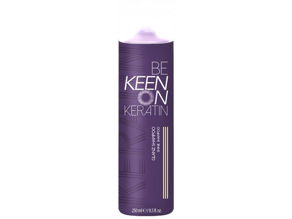 KEEN-Hair Keratin Glanz Shampoo 250 ml