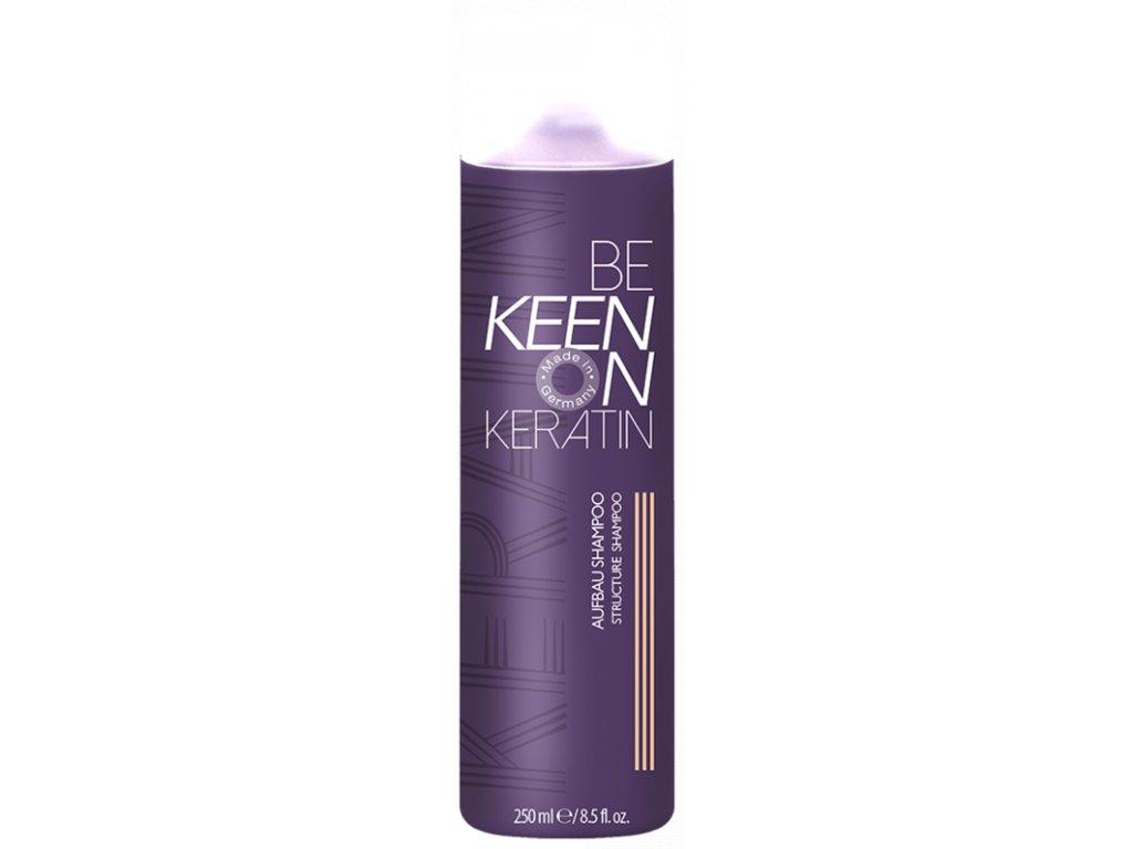KEEN-Hair Keratin Aufbau Shampoo 250ml