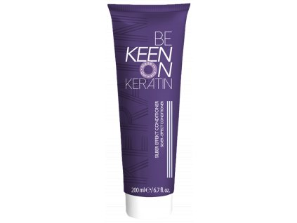 KEEN-Hair Keratin Silber Effekt Conditioner 200 ml