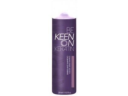 KEEN-Hair Keratin Farbglanz Shampoo 250 ml